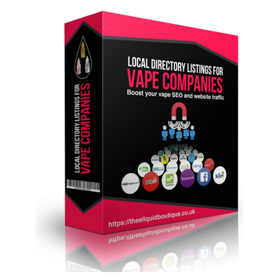 Local Directory Listings for Vape Companies