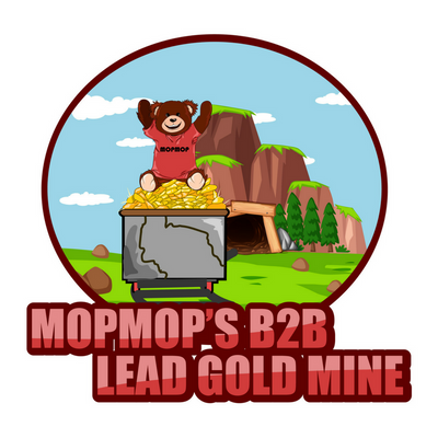 Mop Mop's B2B Lead Gold Mine