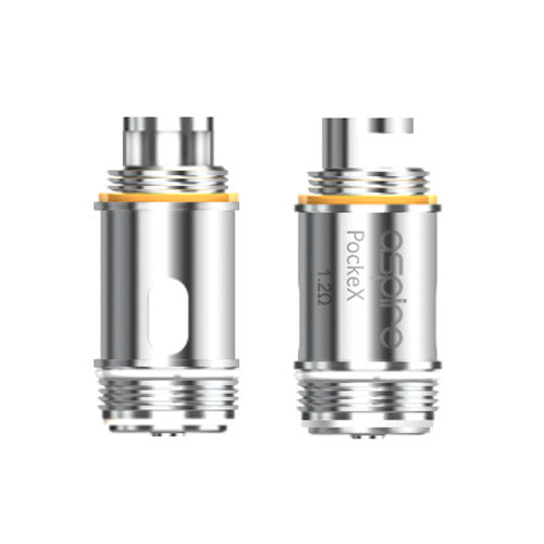 Aspire Pockex Replacement Vape Coils  5 Pack