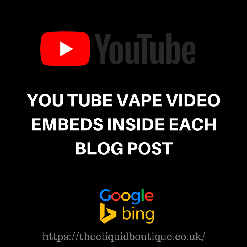 theeliquidboutique i will create local directory listings for vape companies