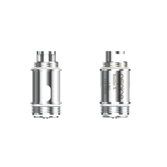 Aspire Nautilus X Replacement Vape Coils  5 Pack