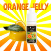 Orange Jelly - Premium E-Liquid by E-Luxe London - 3mg nicotine - 70vg 30pg