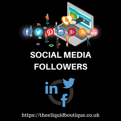 Vape Social Media Marketing: Get Followers for your Social Media Pages