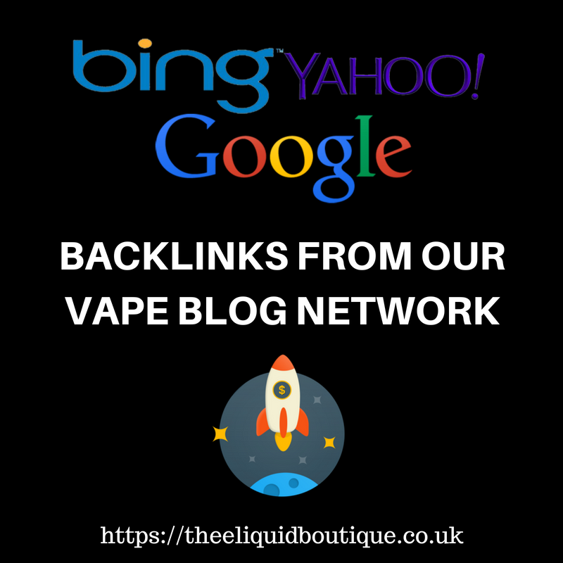 monthly vape seo package