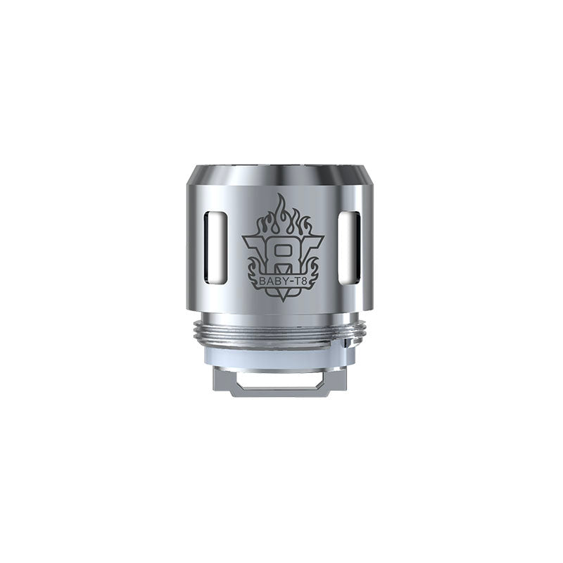 Smok TFV8 Baby Replacement Vape Coils  5 Pack - T8 Core
