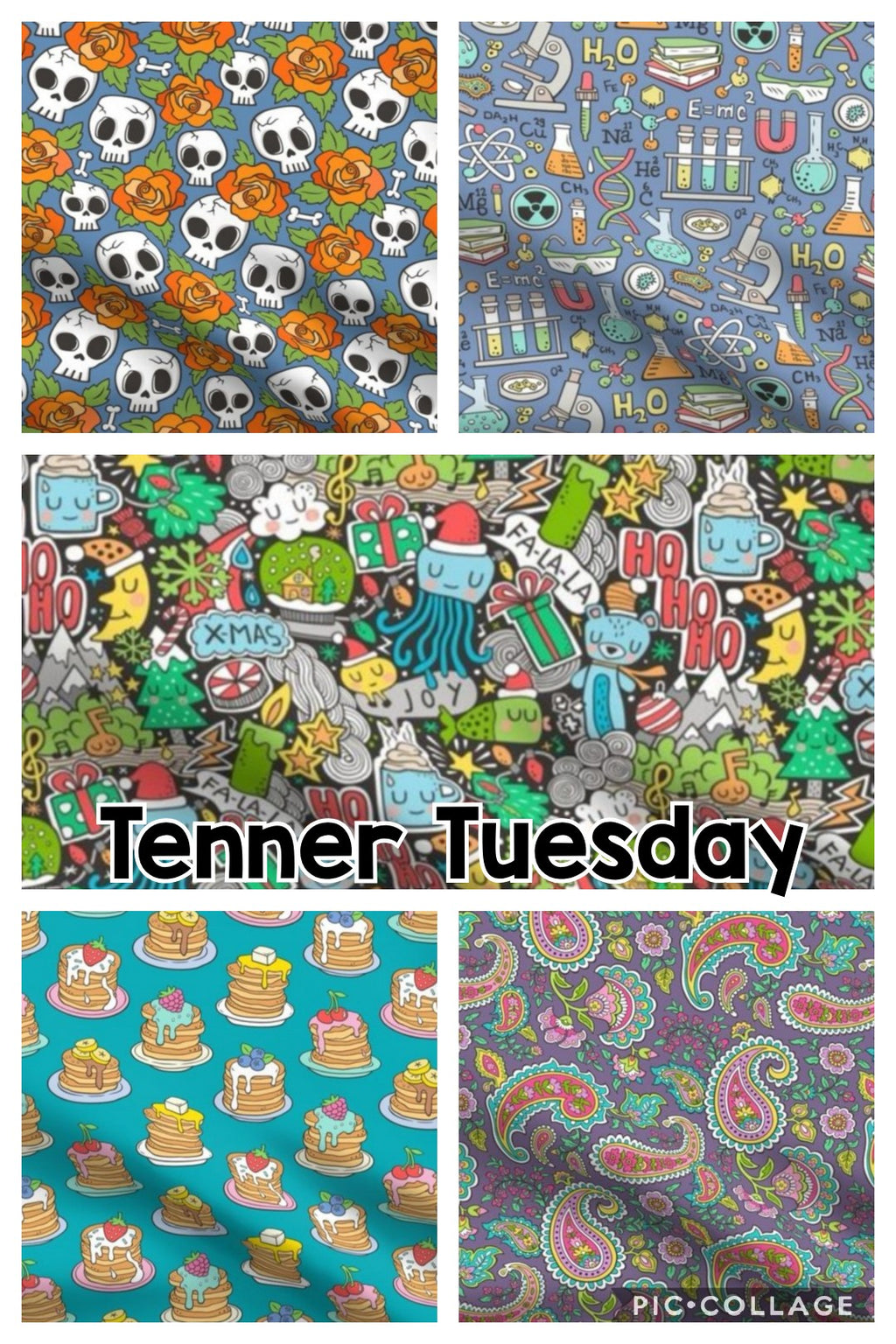 Assorted Tenner Tuesday