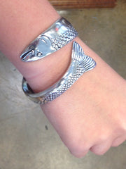 Fish Cuff Bracelet - BlueWater Outriggers