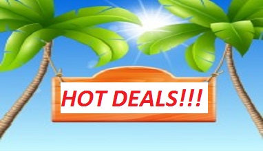 Hot Deals - BlueWater Outriggers