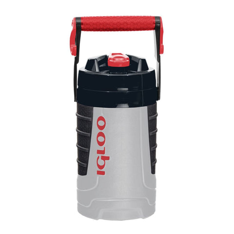 Igloo Proformance 1/2 Gallon Jug Grey/Red