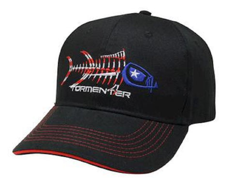 Tormenter Black Patriot Cap