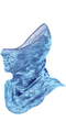Buff UVX Camo Blue Mask