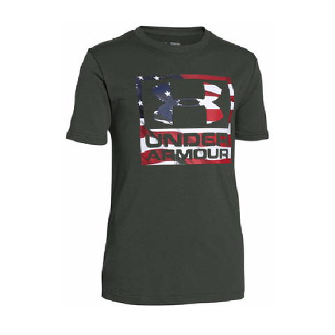 Under Armour Youth Boy's Freedom T-Shirt