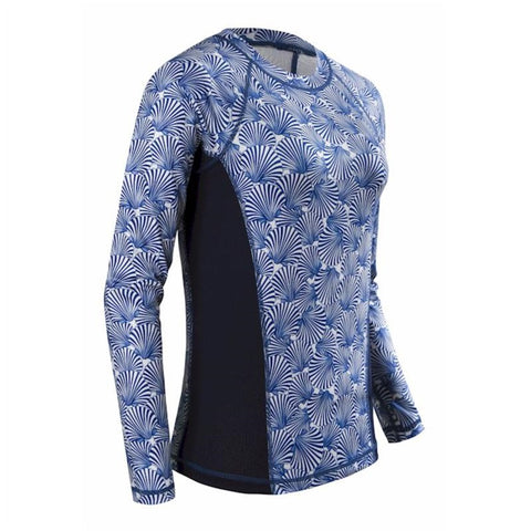 Tormenter Women's Performance Rash-guard L/S Shirt