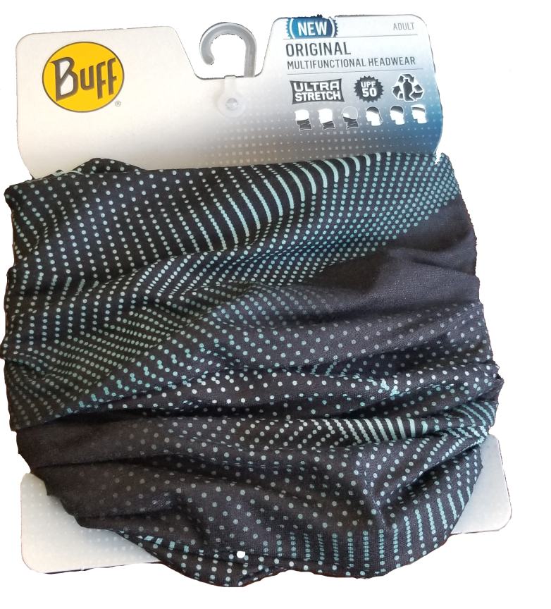 Buff Original Black Gaiter