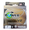 Power Pro Super 8 Slick V2 Onyx 15 lb