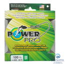Power Pro Green 100 lb 300 yds Braided Fishing Line