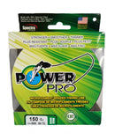 Power Pro Moss Green 150 lb 300 yds Braided Fishing Line