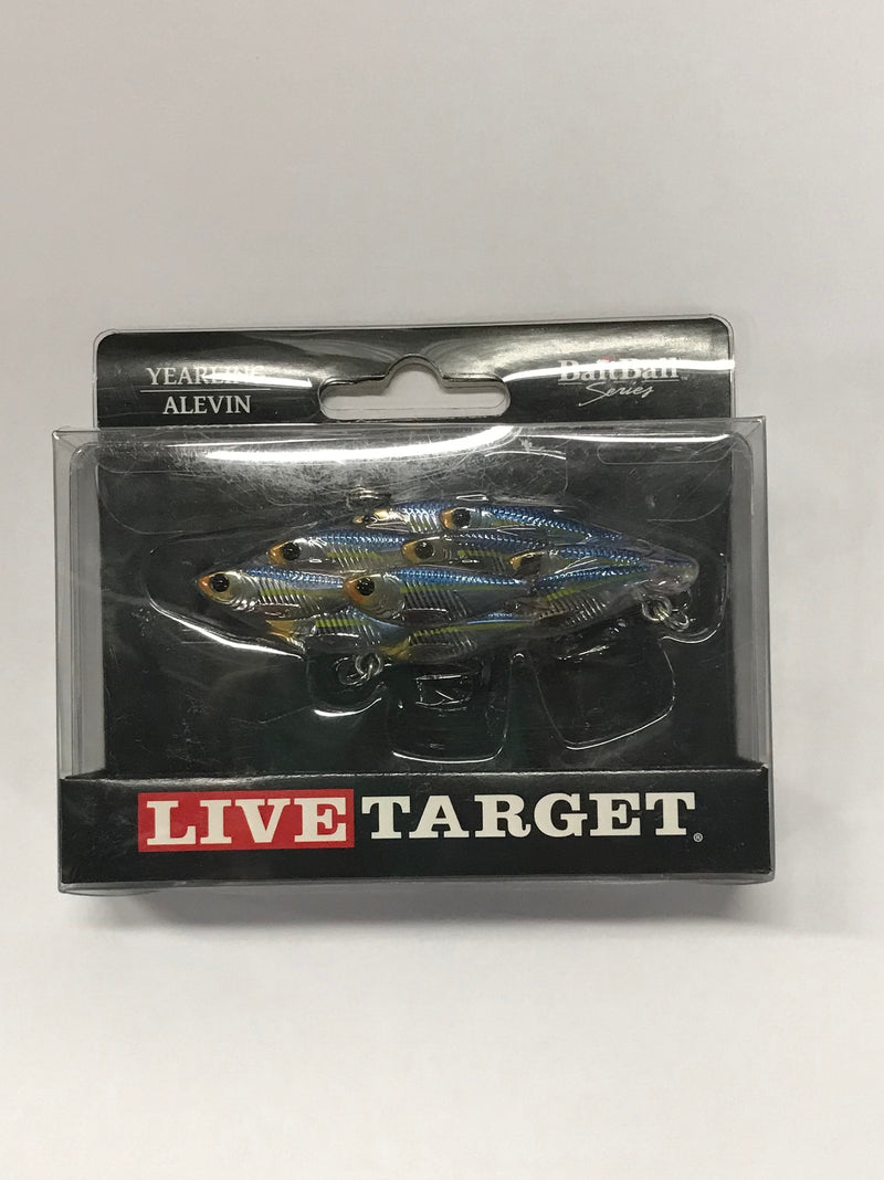LIVETARGET Yearling Bait Ball Multiple Colors & Sizes