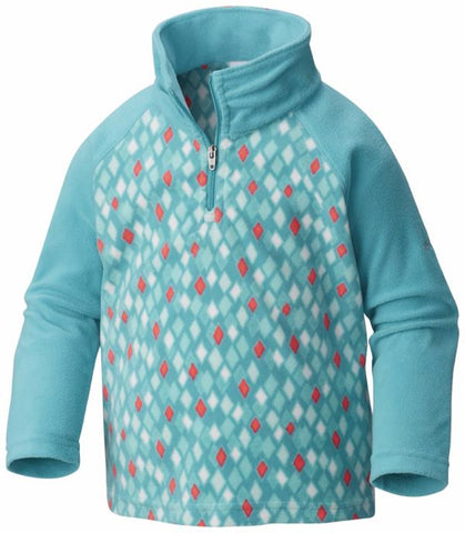 Columbia Glacial Fleece Print Youth 354
