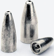 Bullet Weight Worm Lead