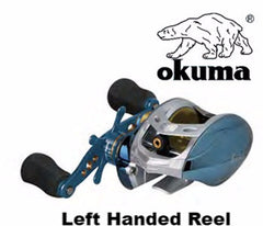 Okuma Cedros Low Profile CJ-273LX - Bluewater Outriggers -