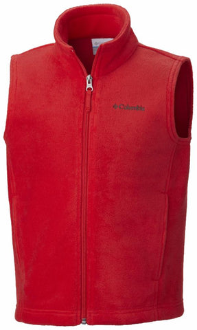 Columbia Steens Mt. Fleece Youth Vest 691