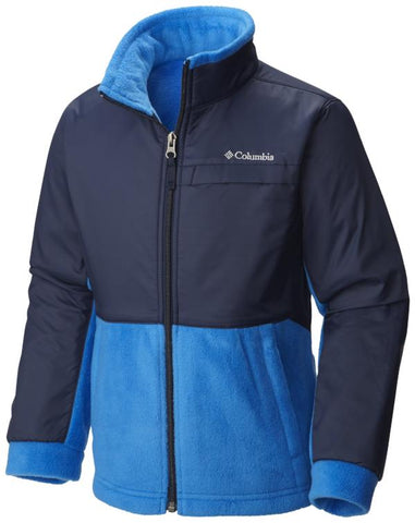 Columbia Steens Mt. Overlay Youth Jacket 438