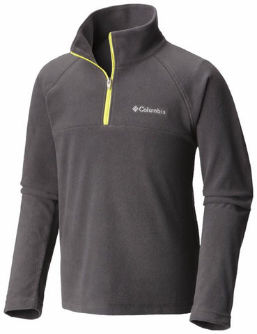 Columbia Glacial Half Zip Youth 012