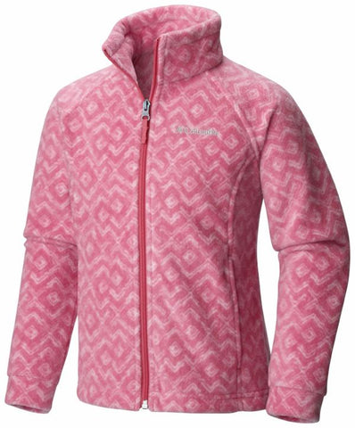 Columbia Benton Springs Printed Youth Jacket 601
