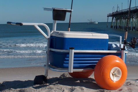 Angler's Fish-N-Mate Jr. Beach Cart