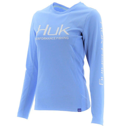 Huk Women's Icon X L/S