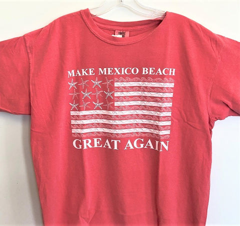 Make Mexico Beach Great Again Tee Shirt