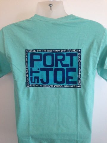 Port St Joe Framed S/S T-Shirt