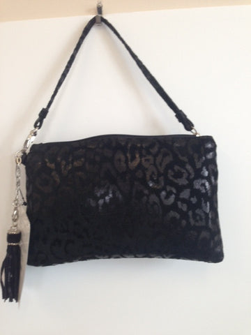 GTM Concealed Carry Wristlet Black