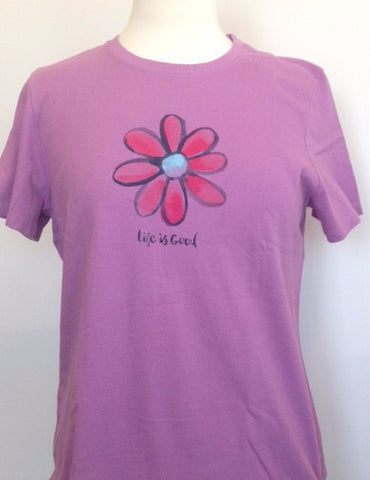 Life is good Women's Daisy Tee 48144