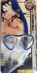 US Divers Mask & Snorkel Set 240285