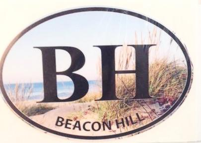 Beacon Hill Color Decal