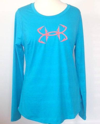 Under Armour Women's CoolSwitch Fishhook Shirt