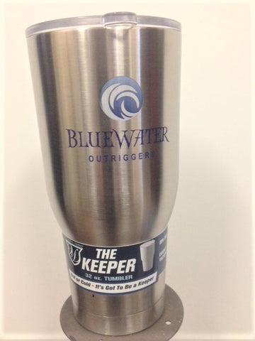 BlueWater Outriggers 32 oz Tumbler