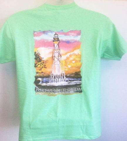 Youth BWO Lighthouse T-Shirt Mint