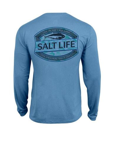Salt Life Life in the Cast Lane SLM6029