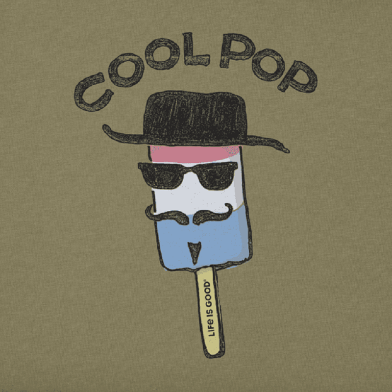 Life Is Good Men's Cool Pop