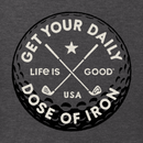 Life Is Good Men's Daily Dose