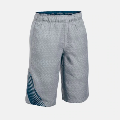 Under Armour Youth Boy's Mania Volley Short