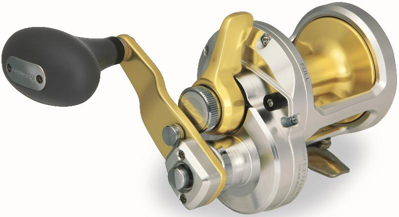 Shimano Talica TAC10II Two Speed Conventional Reel