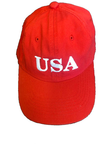 USA Cloth Cap