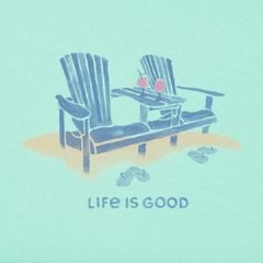 Life Is Good Women's Adirondack