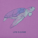 Life Is Good Women's Sea Turtle