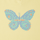 Life Is Good Women's Mosaic Butterfly