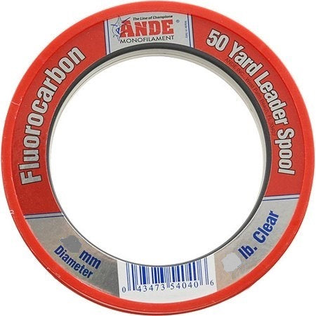 Ande Fluorocarbon Wrist Spool 50yds